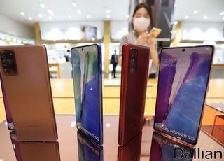 삼성전자, 3Q 글로벌 스마트폰 왕좌 탈환…화웨이 2위로 하락